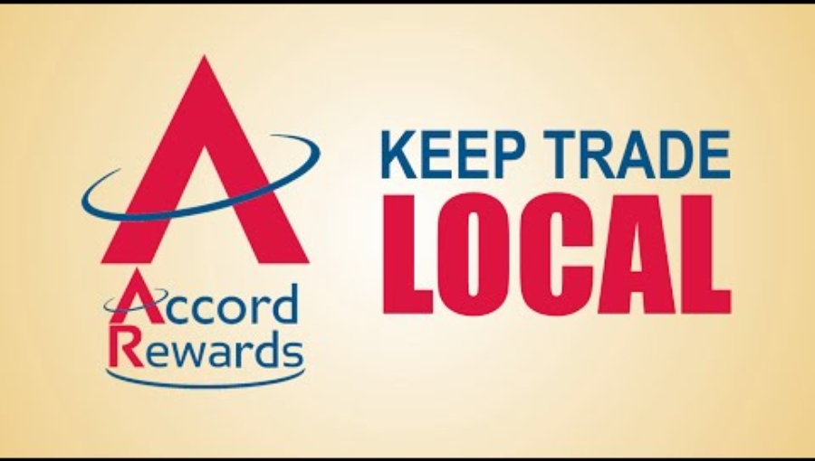 Keeping Trade Local with Accord Rewards